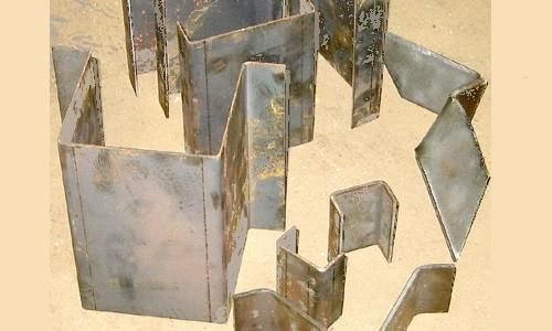 Как согнуть лист металла 2 мм
