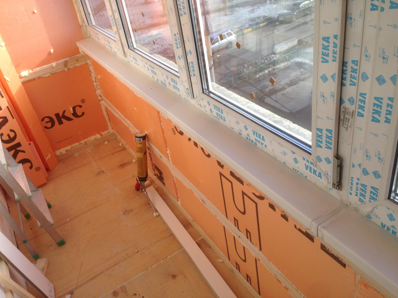 Как сделать балкон в доме своими руками