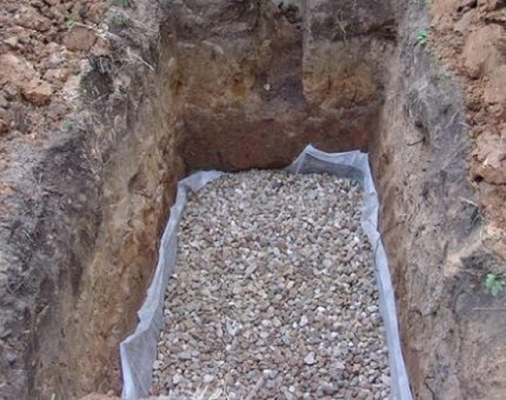 Как сделать выгребную яму близко грунтовые воды 803