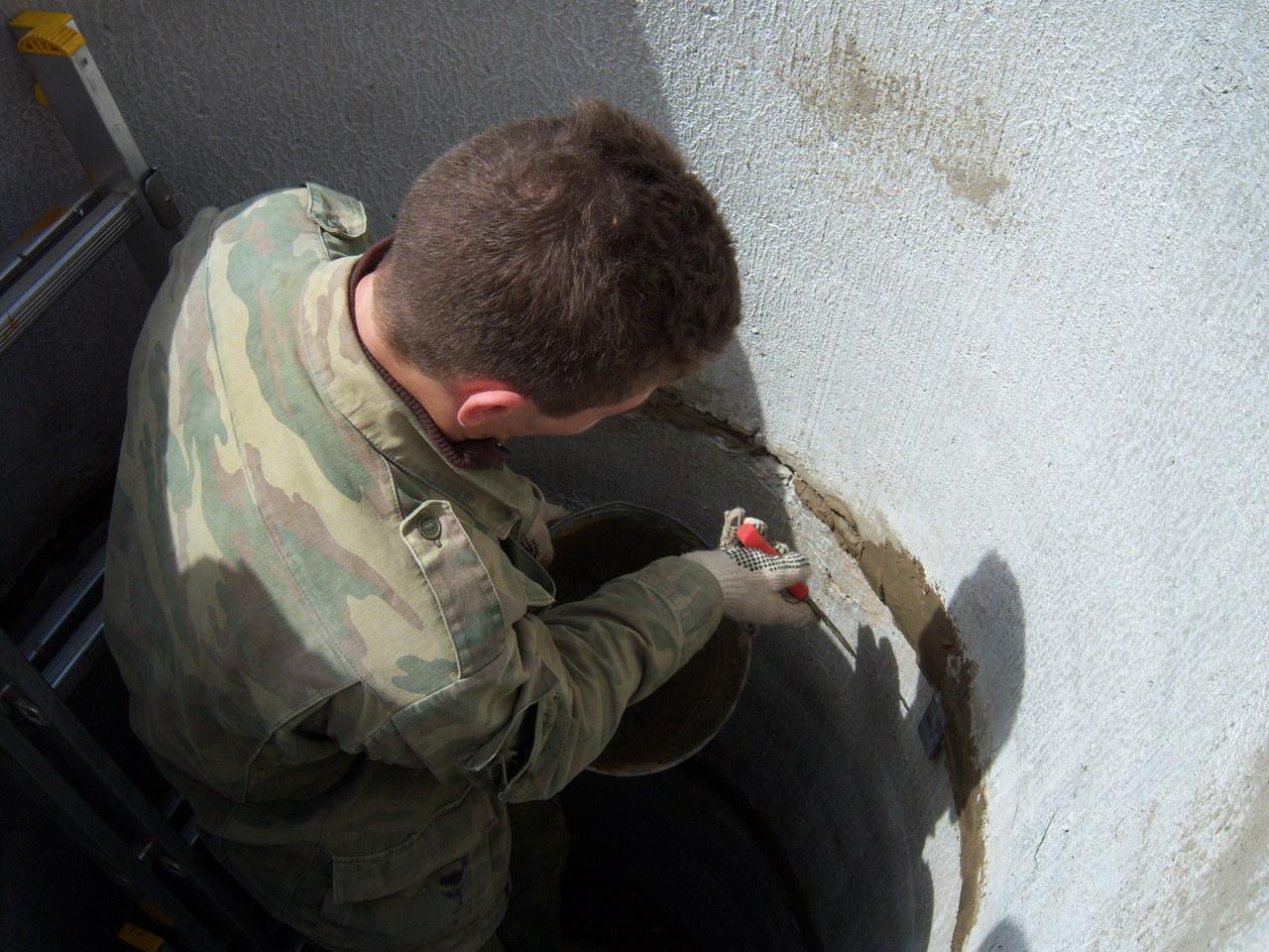 Мастика для заделки швов на металлической крыши