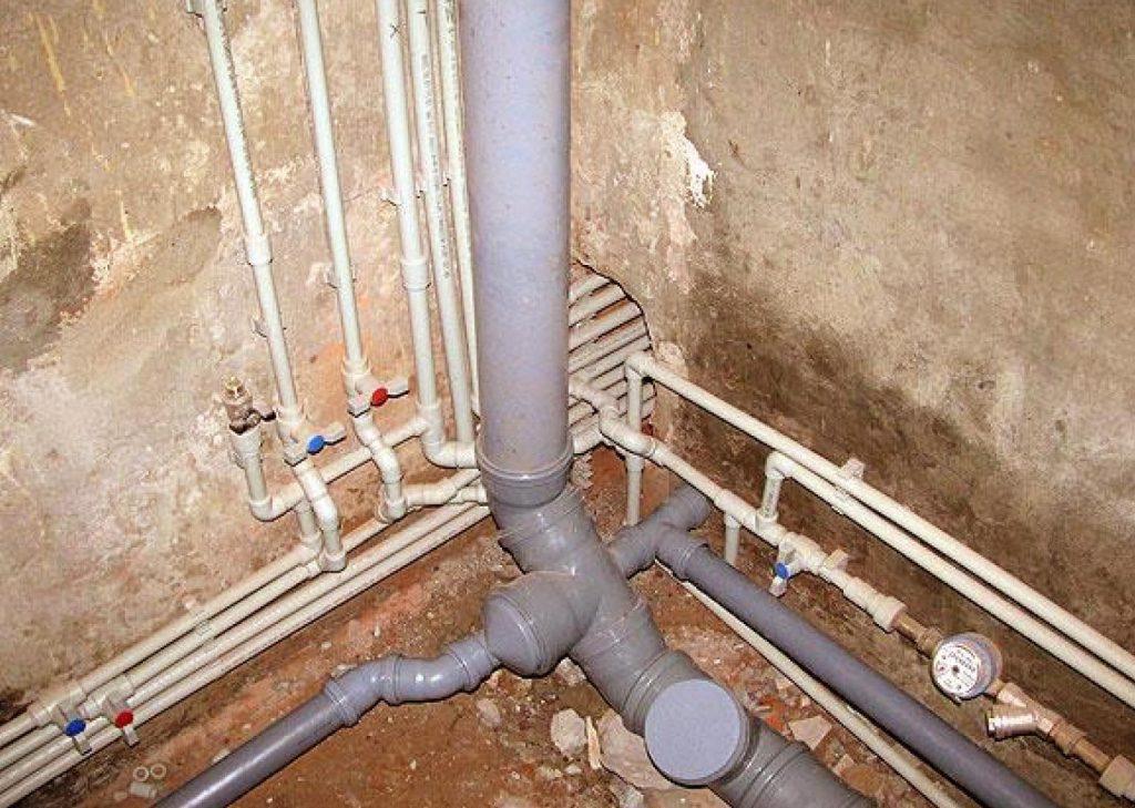Заменить канализационный стояк в квартире своими руками