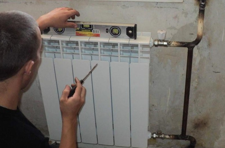 ustanovka-radiatorov