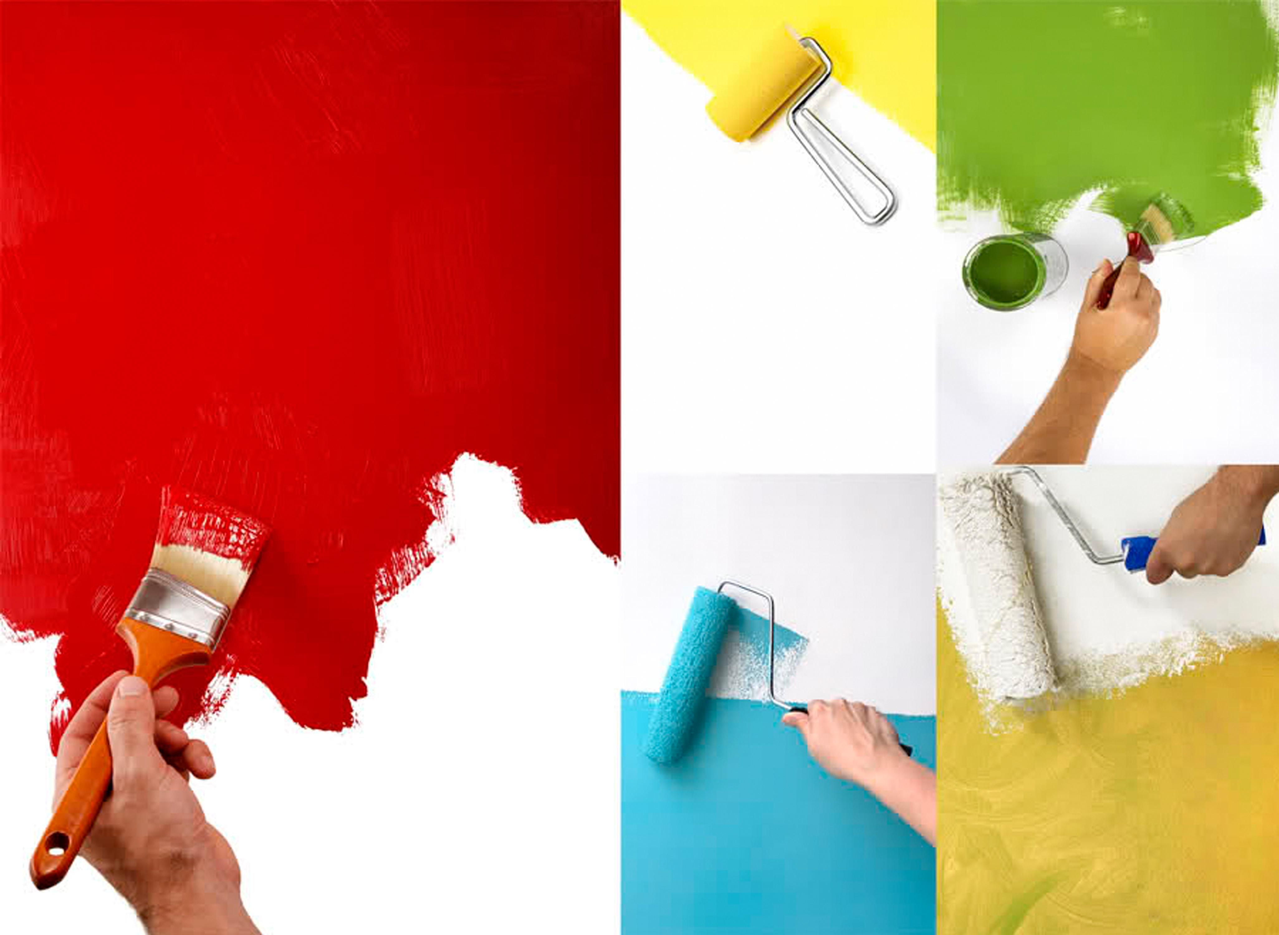 Краска для стен 94