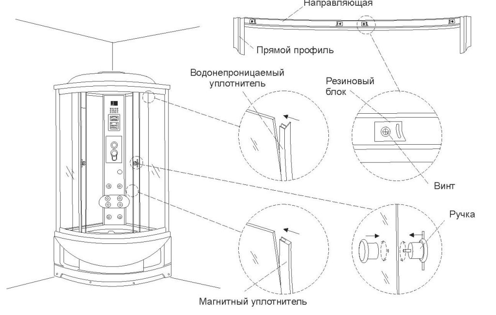 Podrobnaya-shema-ustanovki-dushevoj-kabiny-1024x651-1024x651