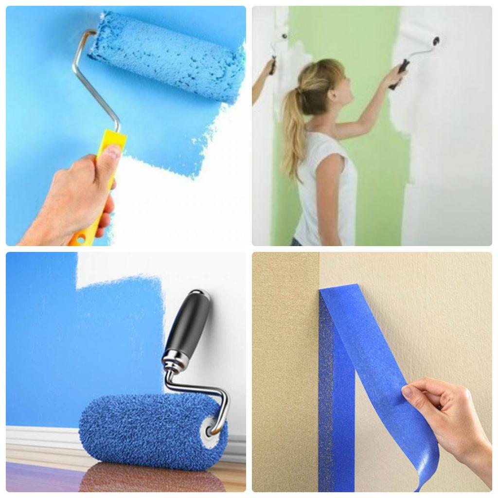 Покраска-стен-водоэмульсионной-краской-подготовка-1024x1024