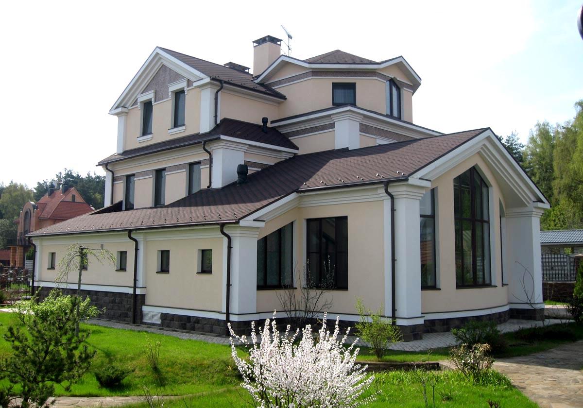 Отделка и ремонт коттеджей, загородных домов, таунхаусов