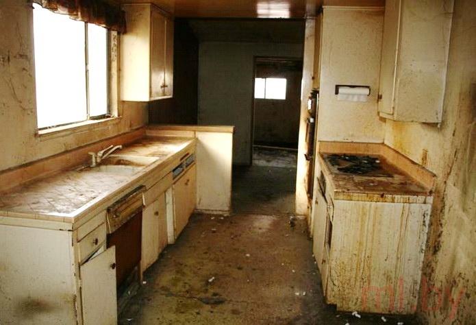 Демонтаж кухни