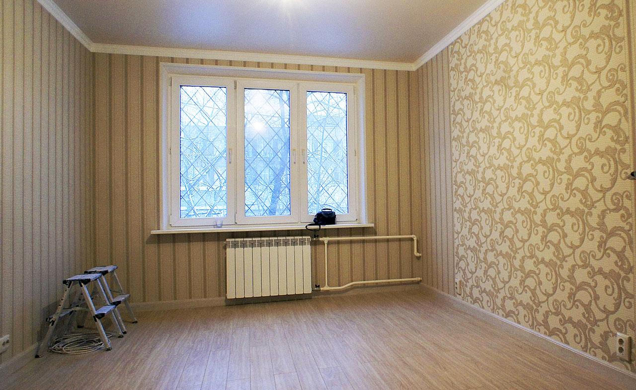 Ремонт однокомнатной квартиры в Москве и Московской