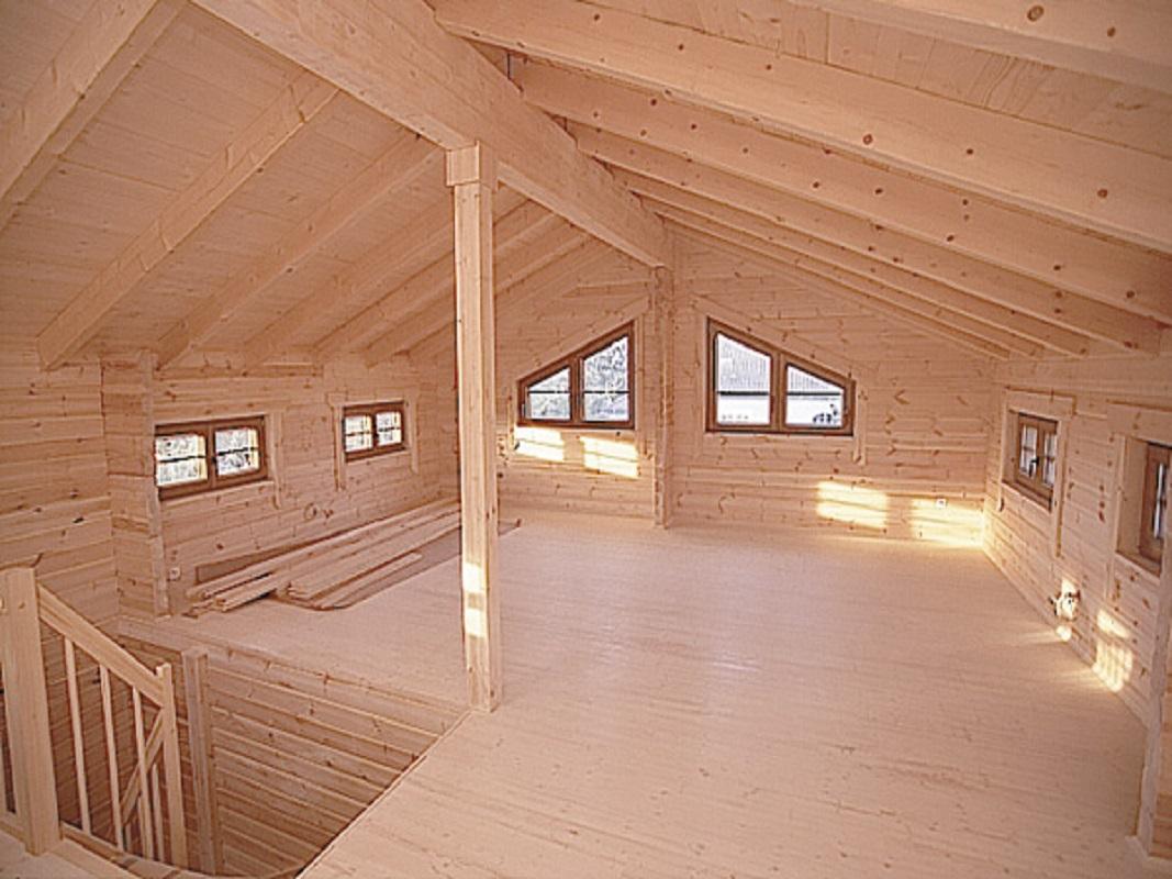 Проекты деревянных домов — каталог, фотографии, планы