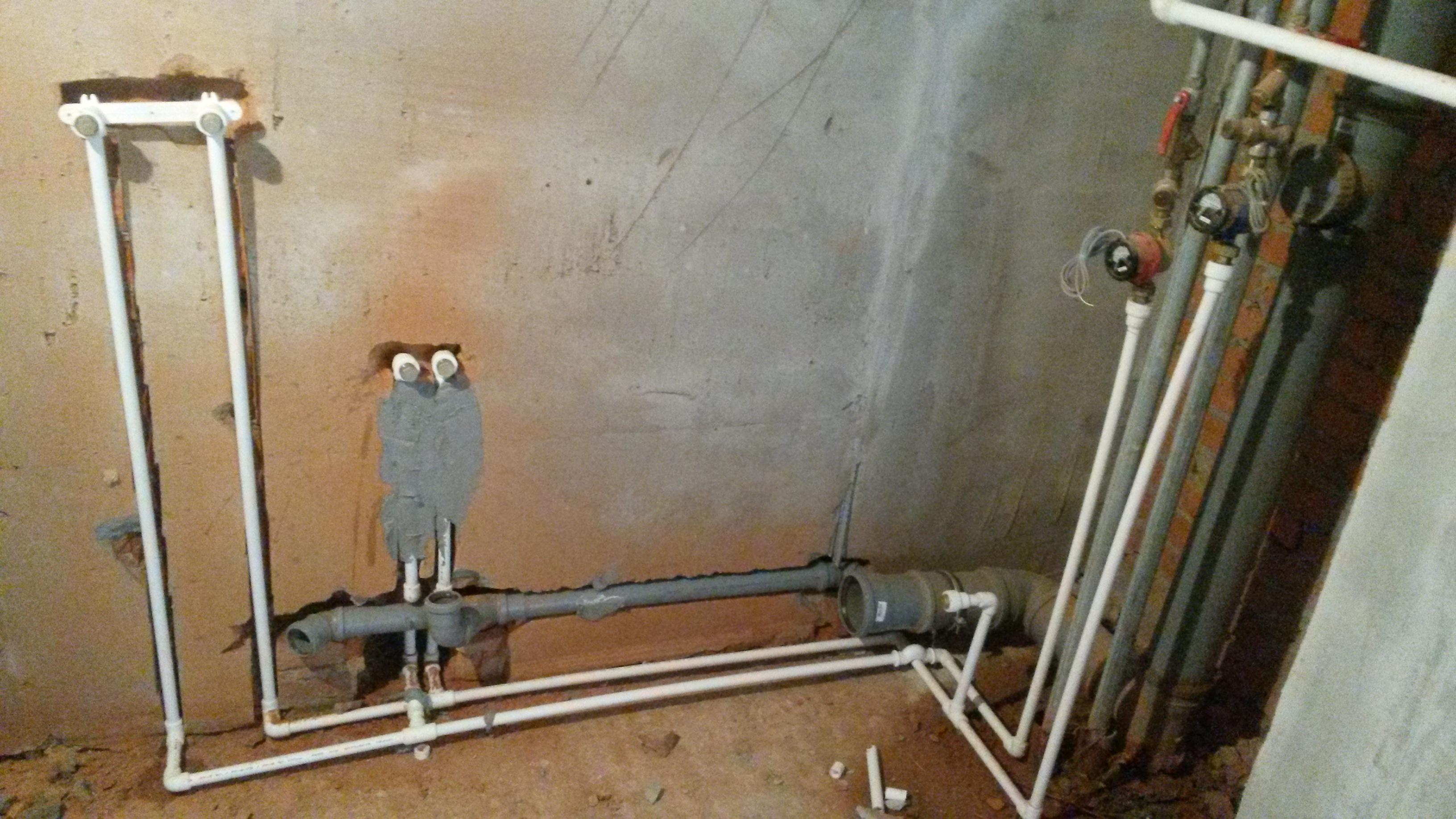 Разводка водопровода в квартире своими руками фото 28