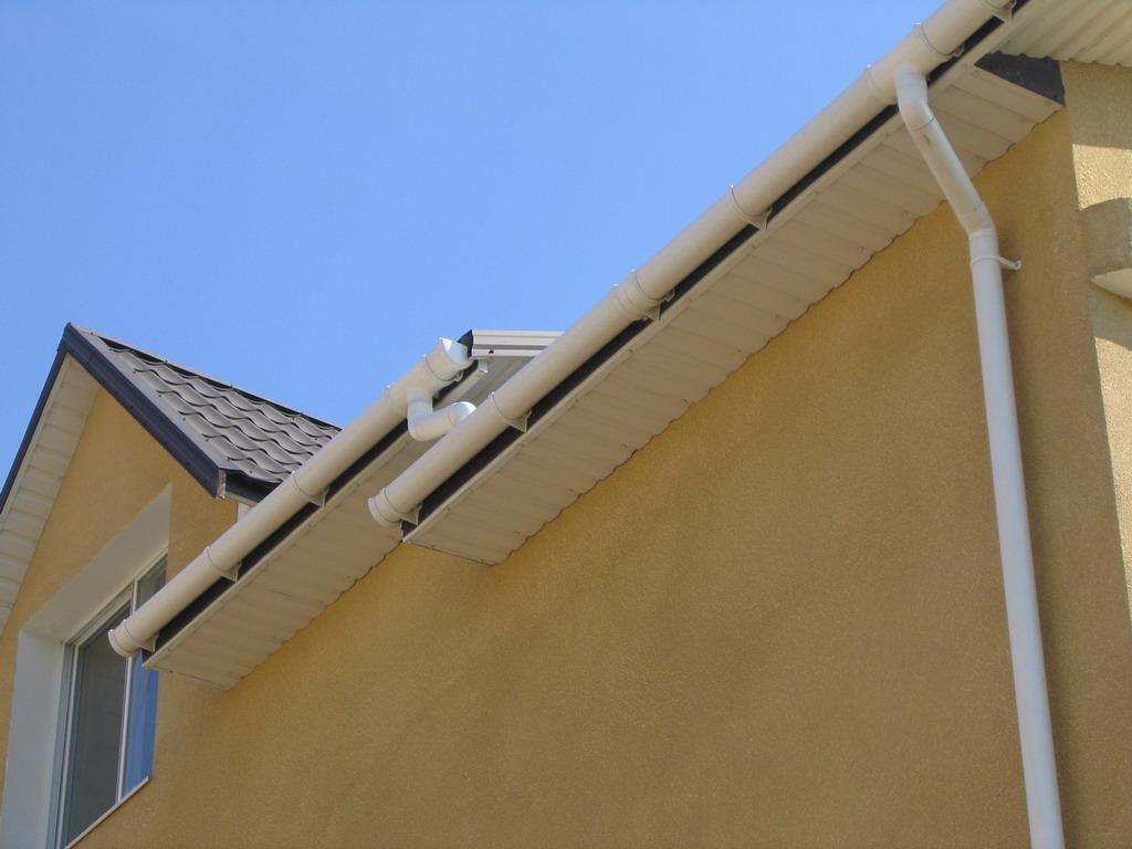 Водостоки для крыши пластиковые 164