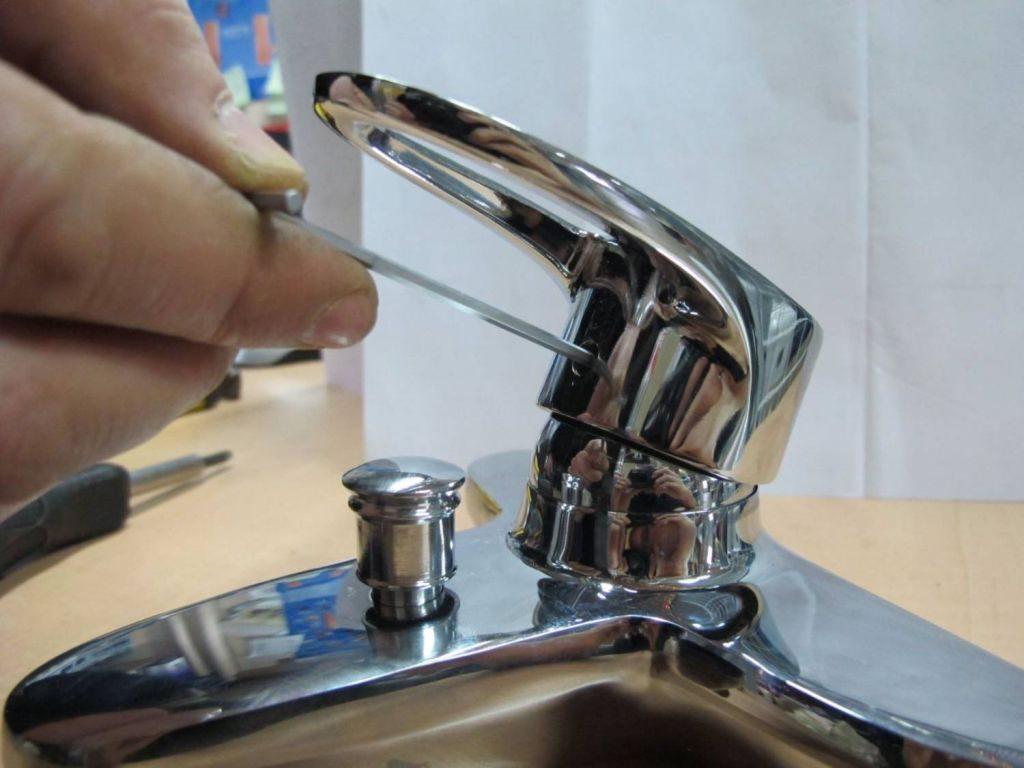 Кухонный смеситель ремонт своими руками 21