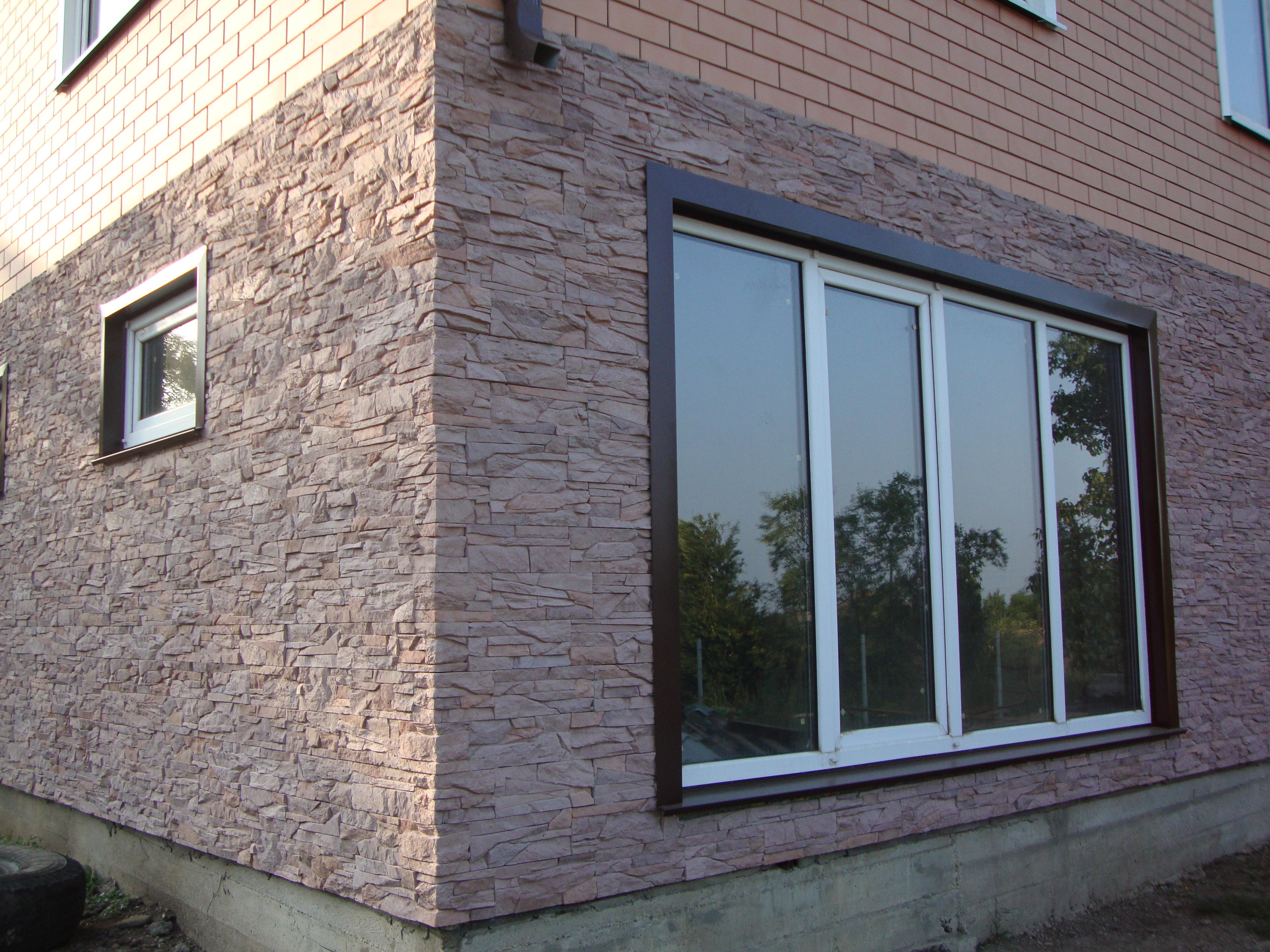 Фасад дома под штукатурку фото