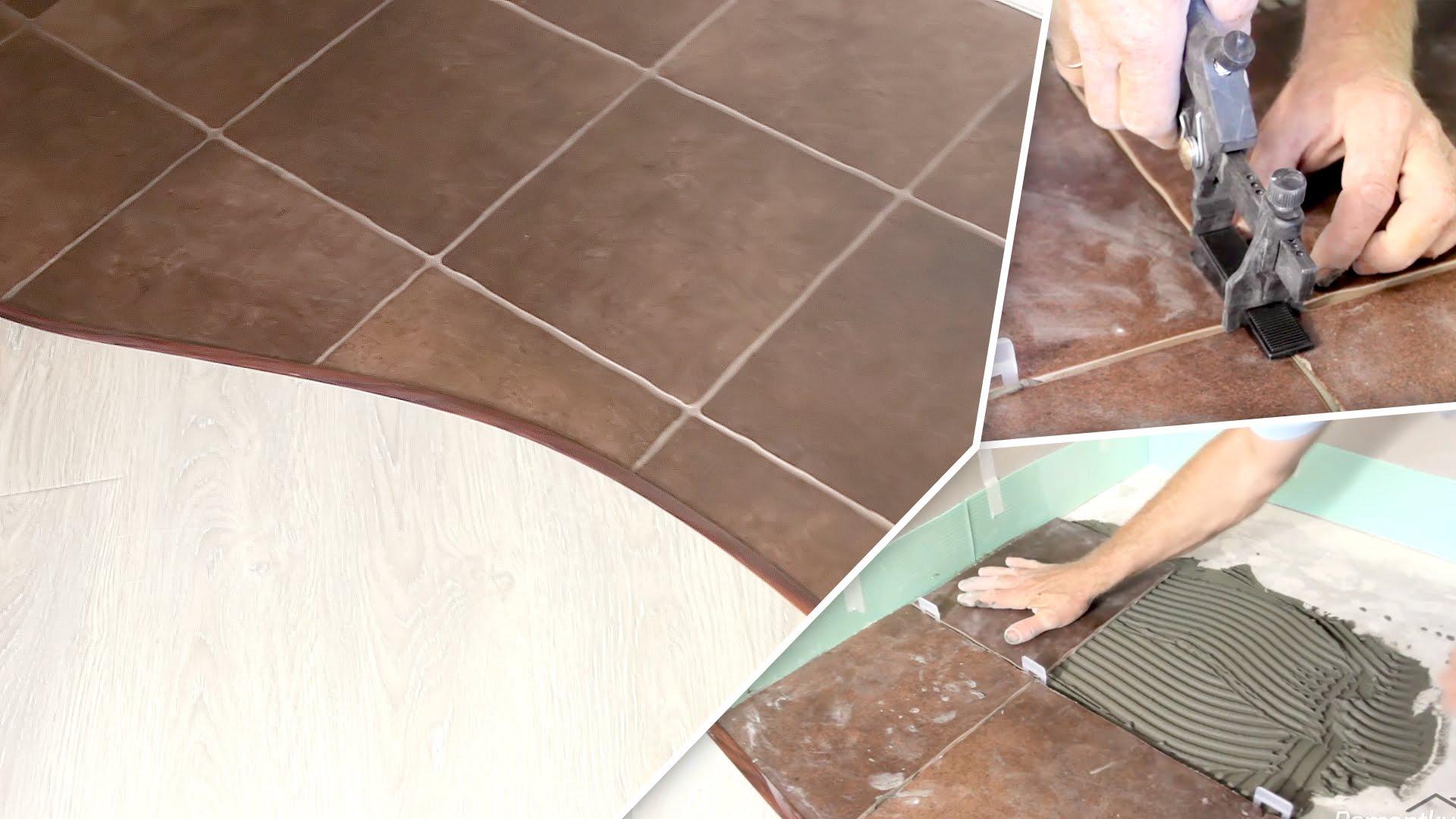 Ремонт в ванной своими руками: как уложить плитку и не. - АиФ 78