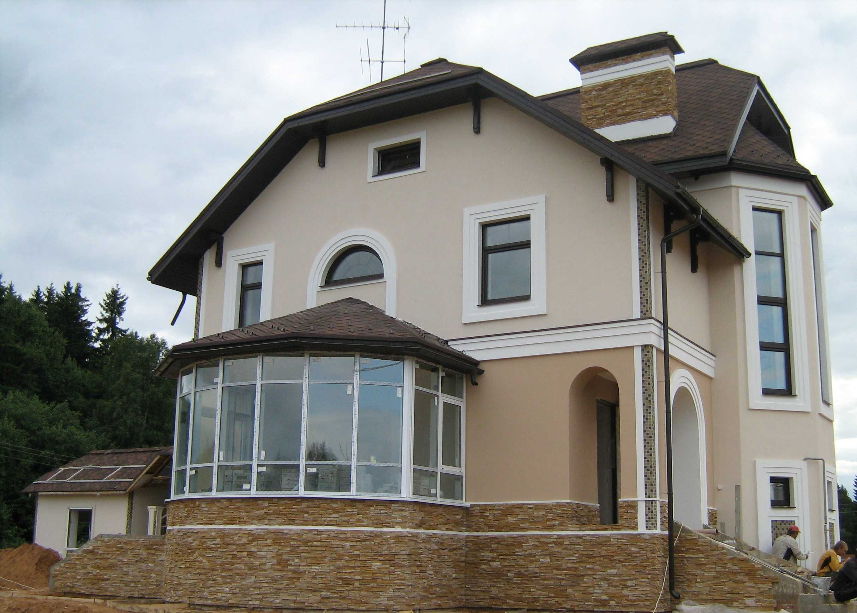 Каталог проектов домов с подбором по параметрам - каталог