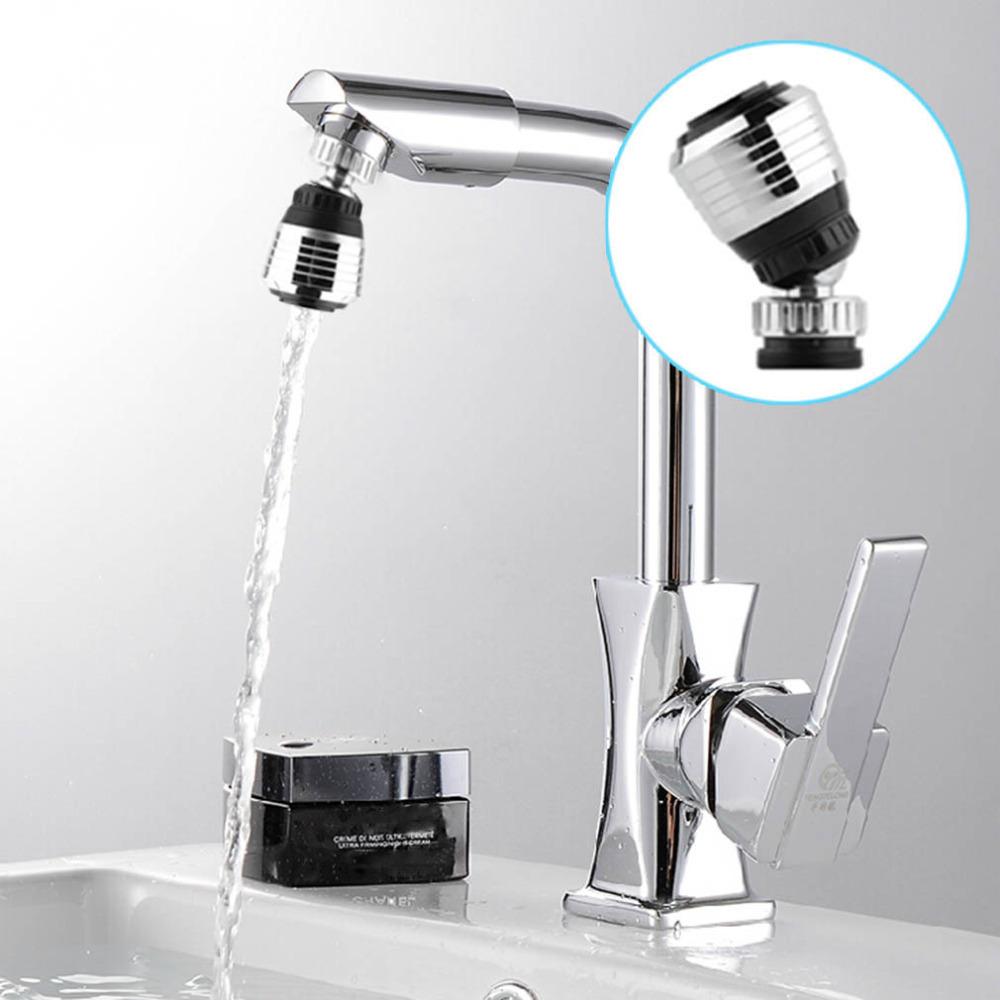 360-Поворот-Поворотный-Кран-Сопла-Фильтр-Адаптер-Водосбережение-Нажмите-Аэратор-Диффузор-Высокое-Качество-Кухонные-принадлежности