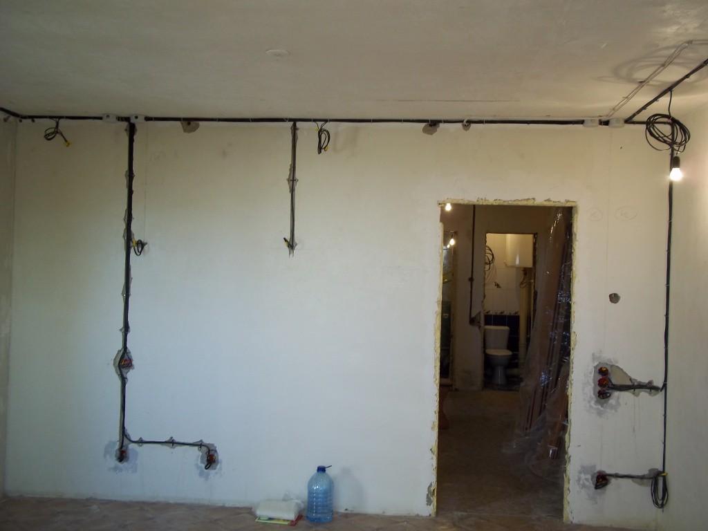 Монтаж-электрики-на-кухне-1
