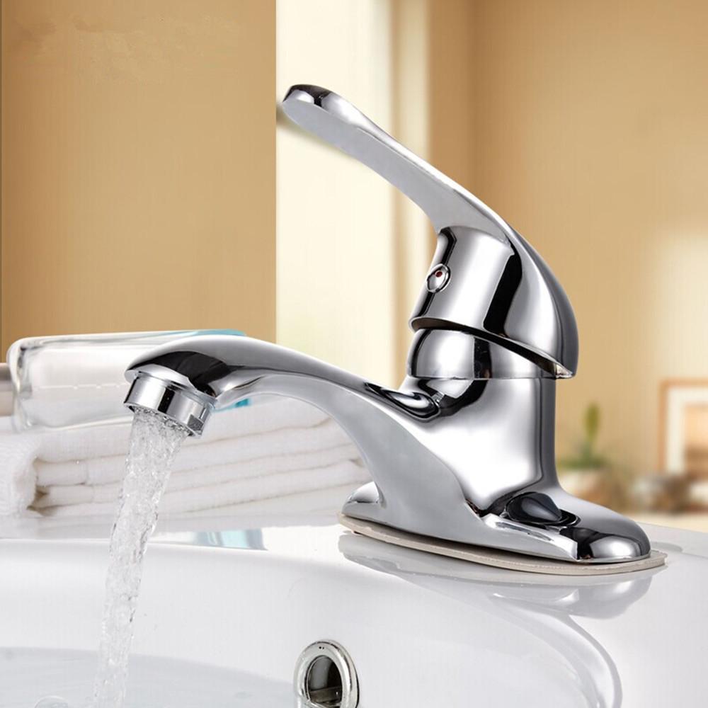Современный-и-Мода-польский-хром-лебедь-ванной-кран-одной-ручкой-2-отверстия-бассейна-смесители-для-раковины