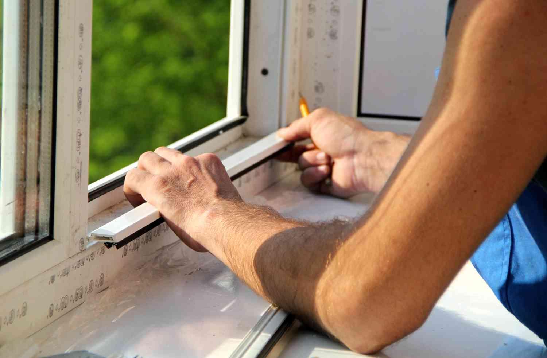 Как поменять стеклопакет в пластиковом окне своими руками 589